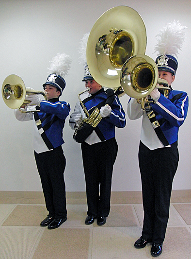 Unser Brass - Instrumenten - Register